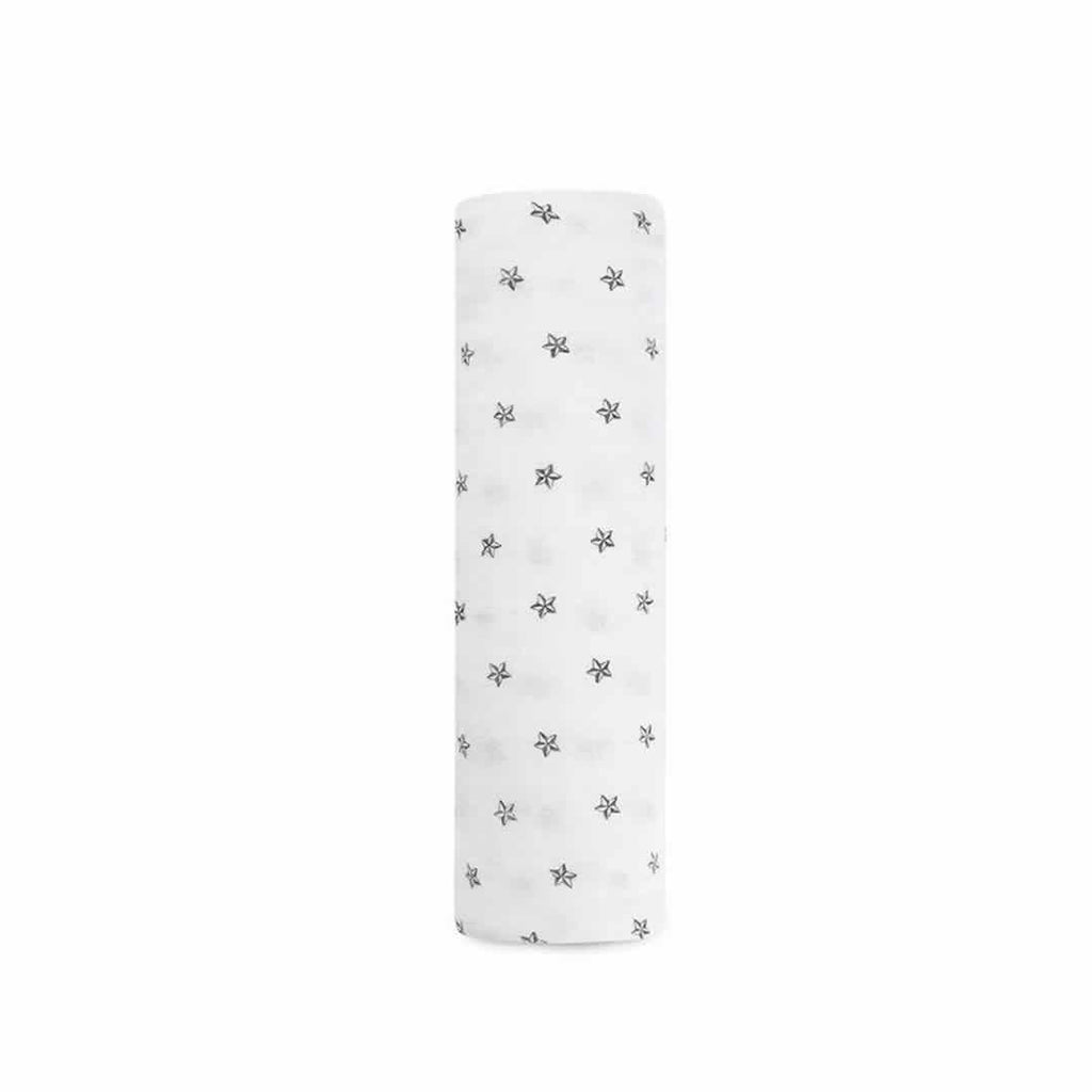 Aden + Anais Muslin Single Swaddle Wave Rider