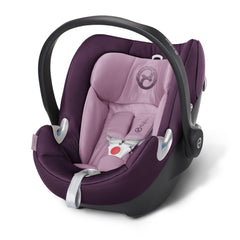 Cybex Aton Q Car Seat in Princess Pink