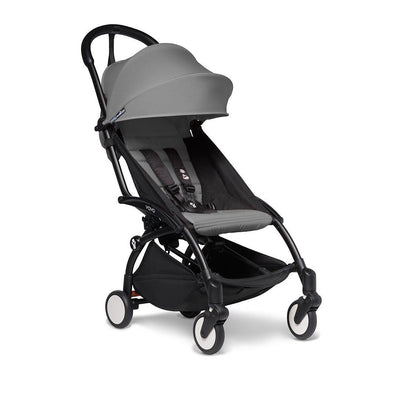 BABYZEN YOYO2 Stroller - Grey-Strollers-Grey-Black- Natural Baby Shower