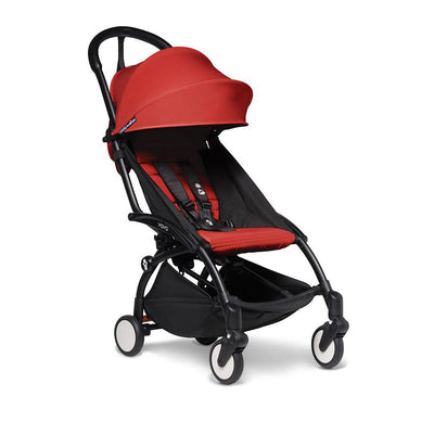 BABYZEN YOYO2 Stroller - Red-Strollers-Red-Black-None- Natural Baby Shower