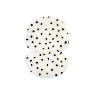 BINIBAMBA Dalmation Dot Snuggler-Seat Liners- Natural Baby Shower