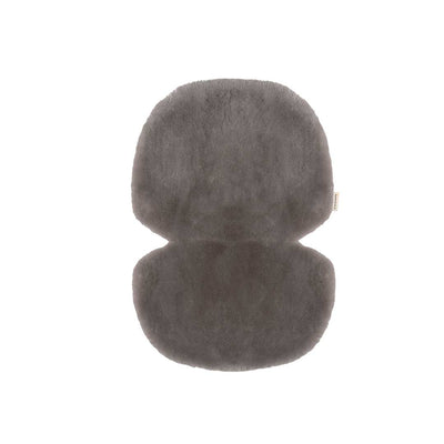 BINIBAMBA Sheepskin Snuggler - Elephant-Seat Liners- Natural Baby Shower