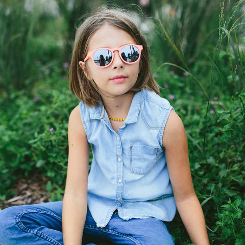 Babiators Blue Series Keyhole - Classic - The Weekender-Sunglasses-The Weekender-Classic (Ages 3-5)- Natural Baby Shower
