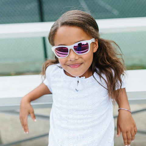 Babiators Blue Series Navigator - Classic - The Trendsetter-Sunglasses-Classic (Ages 3-5)-The Trendsetter- Natural Baby Shower