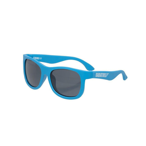 Babiators Original Navigator Blue Crush Side