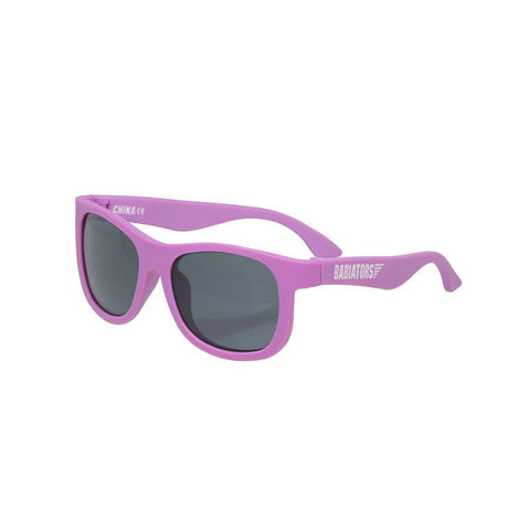 Babiators Original Navigator Purple Reign Side