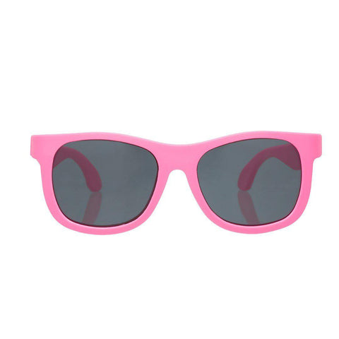 Babiators Original Navigator - Think Pink!-Sunglasses- Natural Baby Shower
