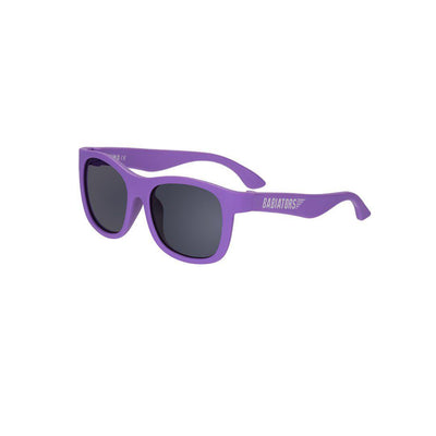 Babiators Original Junior Navigator Sunglasses - Ultra Violet Purple-Sunglasses-Junior (Ages 0-2)-Ultra Violet Purple- Natural Baby Shower