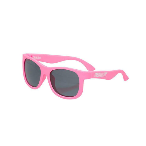 Babiators Original Navigator - Think Pink! Side