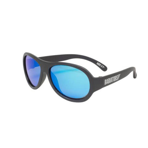 Babiators Polarized Aviator - Black Ops Black