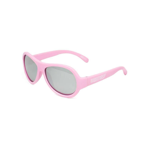 Babiators Polarized Aviator - Princess Pink