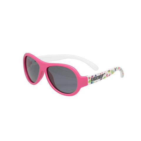 Babiators Polarized Aviator Pop of Colour