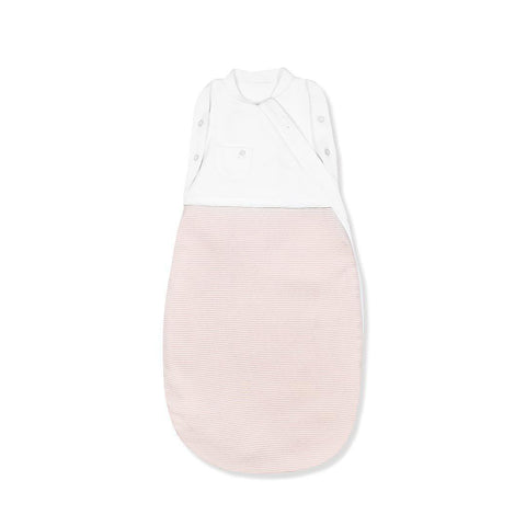 Baby Mori Swaddle Bag Blush