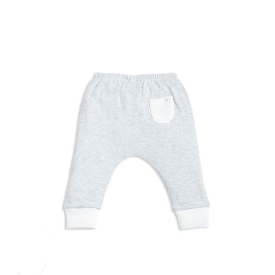 MORI Yoga Pants - Grey-Pants- Natural Baby Shower