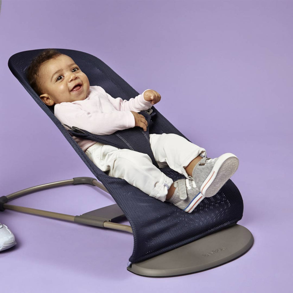 Boy Bounce Seat Bright Starts Ingenuity Smartbounce Automatic Bouncer Winslow Babybjrn Baby Bliss In Navy Blue Mesh Natural Shower 1024x1024