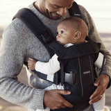 BabyBjörn One Air Baby Carrier - Black 3
