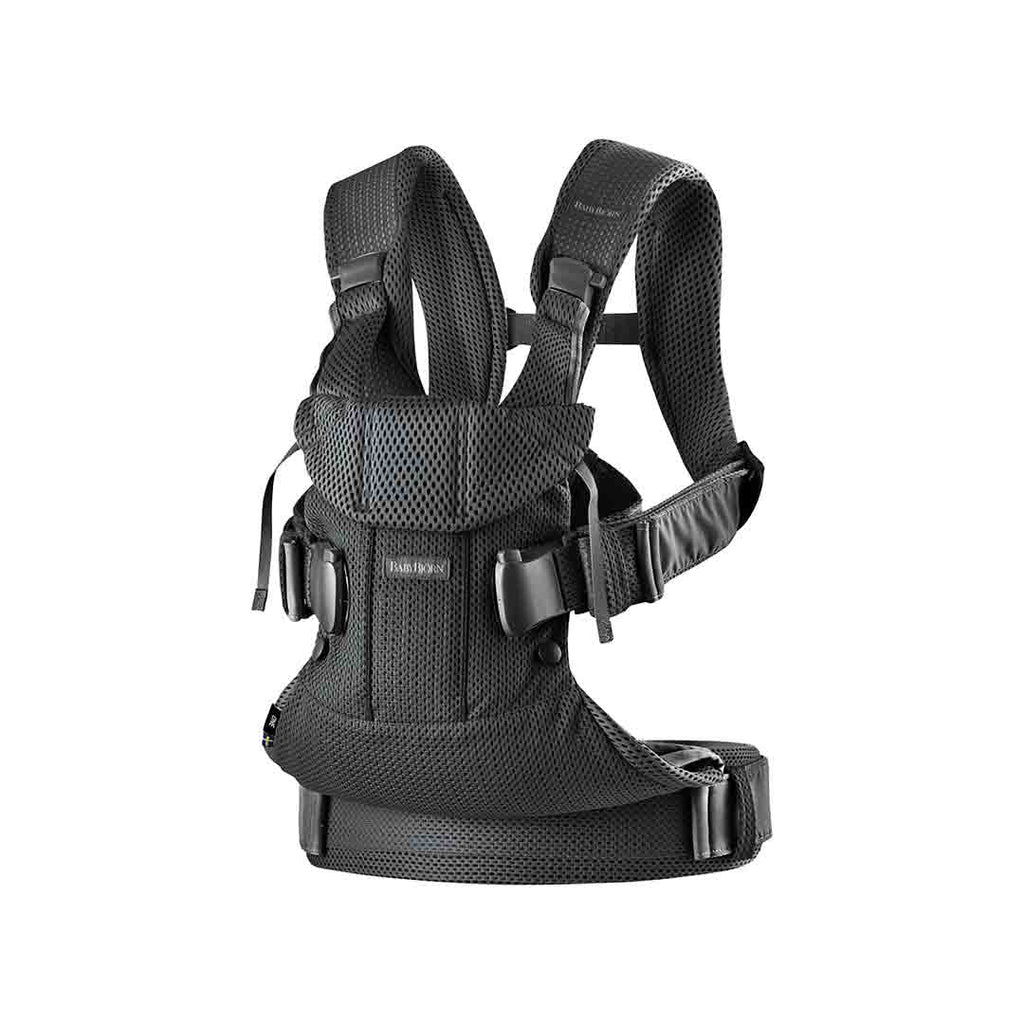 BabyBjörn One Air Baby Carrier - Black