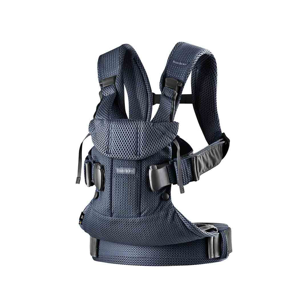 BabyBjörn One Air Baby Carrier - Navy Blue