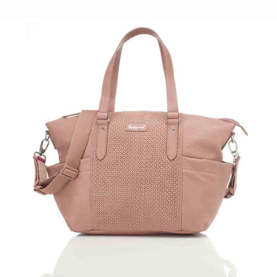Babymel Changing Bag - Anya - Dusty Pink-Changing Bags- Natural Baby Shower