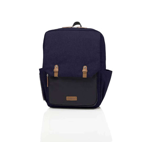 Babymel Changing Bag - George - Navy/Black-Changing Bags- Natural Baby Shower