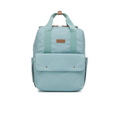 Babymel Changing Bag - Georgi Eco - Acqua-Changing Bags- Natural Baby Shower