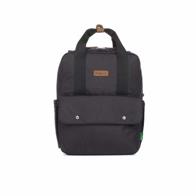 Babymel Changing Bag - Georgi Eco - Black-Changing Bags- Natural Baby Shower