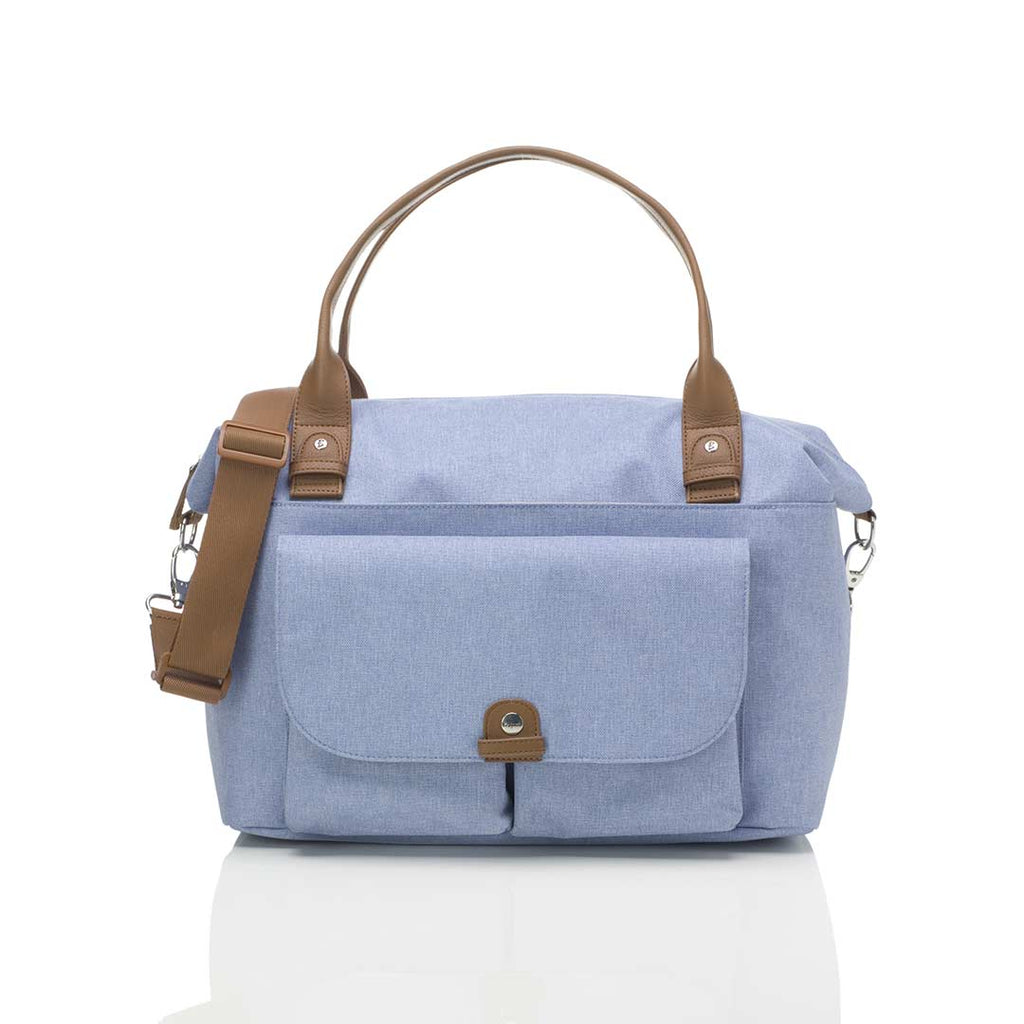 Babymel Changing Bag - Jade - Bluebell-Changing Bags- Natural Baby Shower