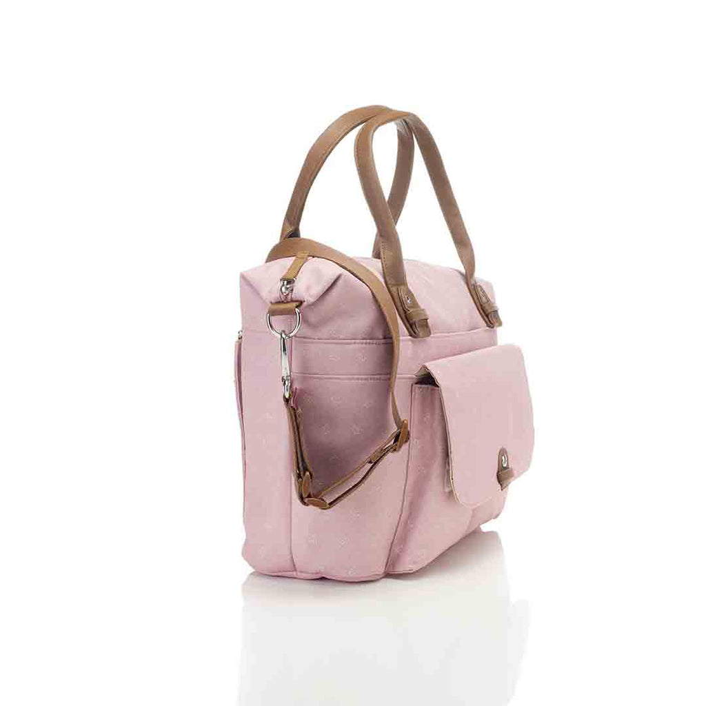 Babymel Changing Bag - Jade - Dutsy Pink 3