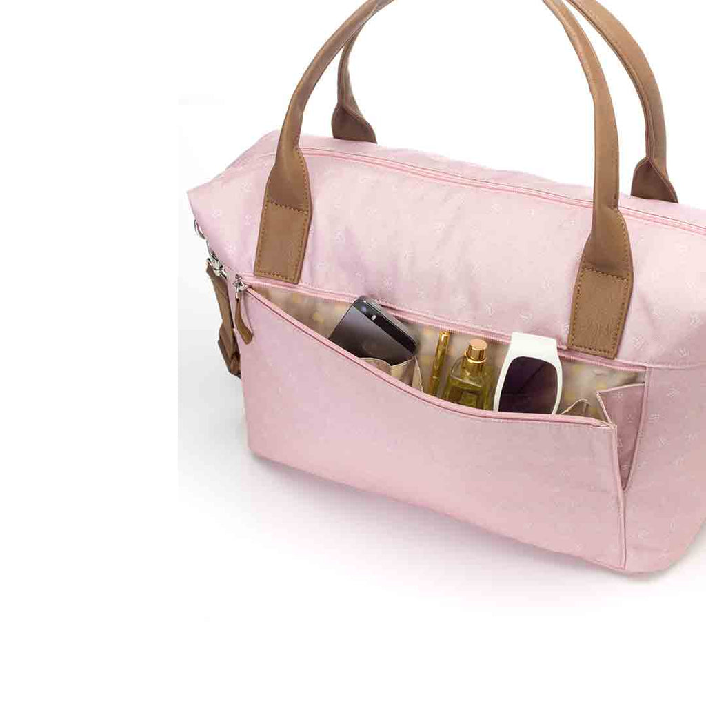 Babymel Changing Bag - Jade - Dutsy Pink 6
