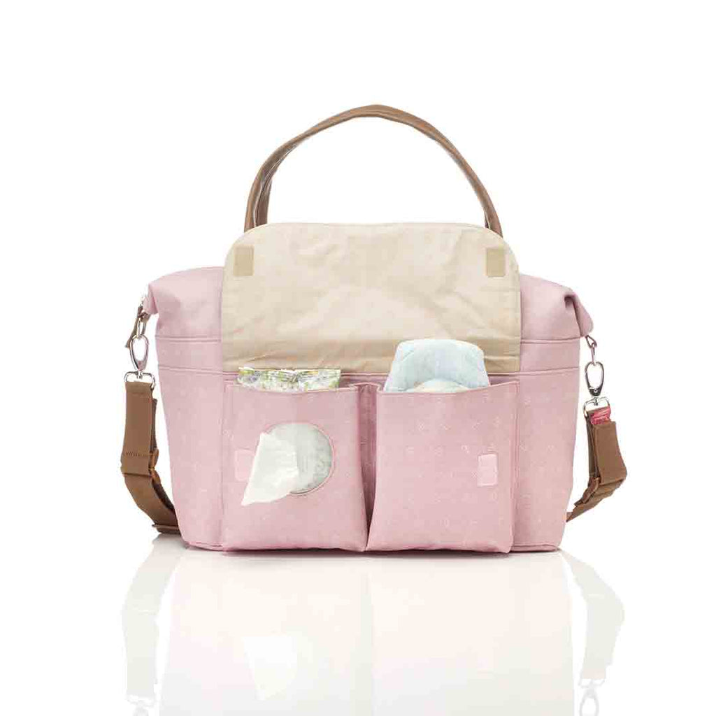 Babymel Changing Bag - Jade - Dutsy Pink 9