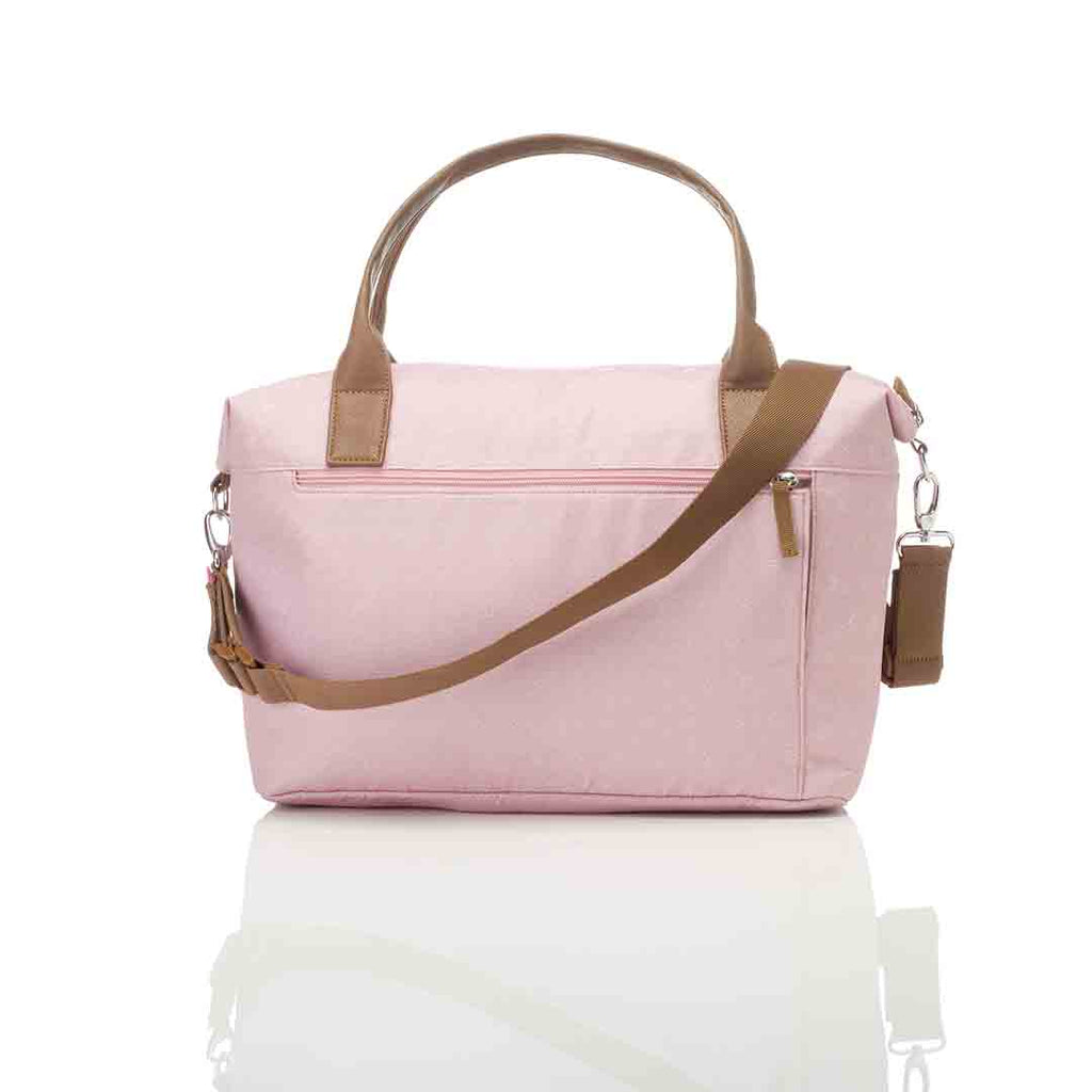 Babymel Changing Bag - Jade - Dutsy Pink 2
