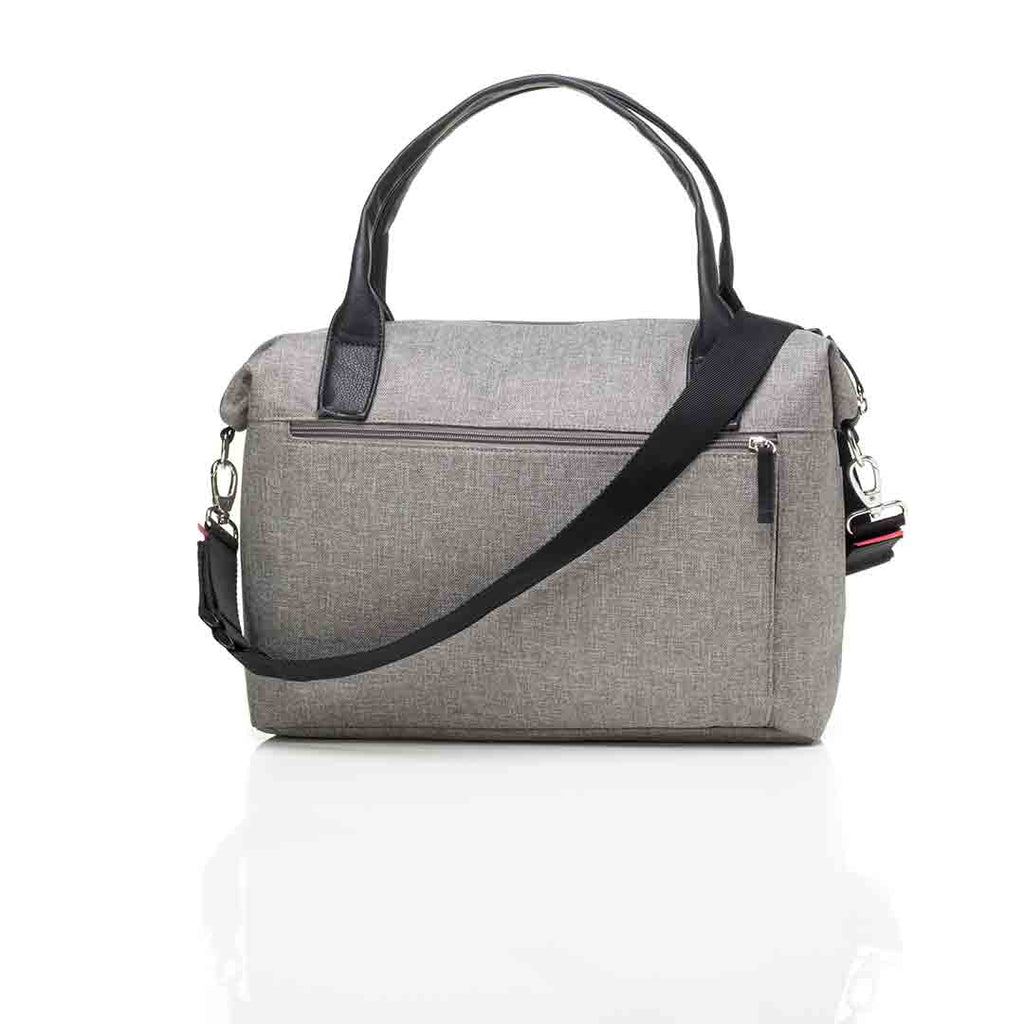 Babymel Changing Bag - Jade - Grey 2