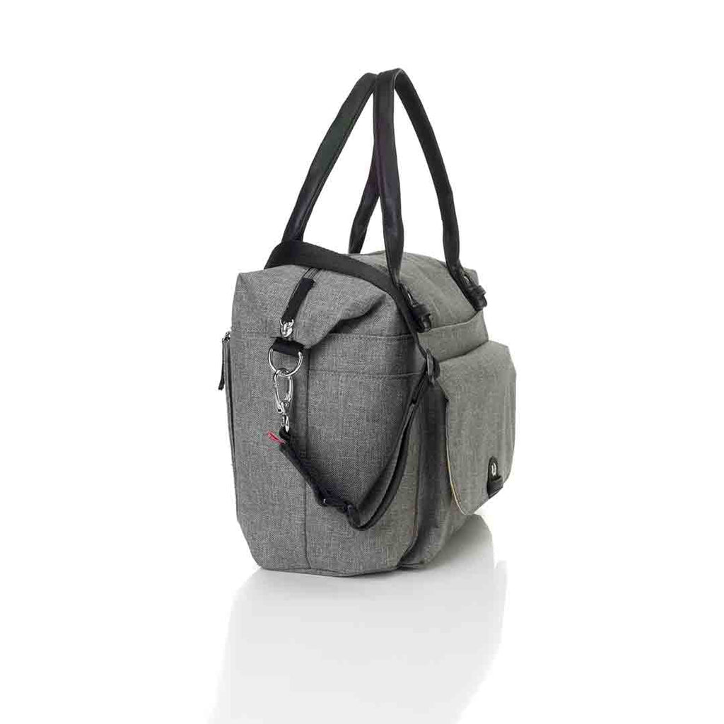 Babymel Changing Bag - Jade - Grey 3