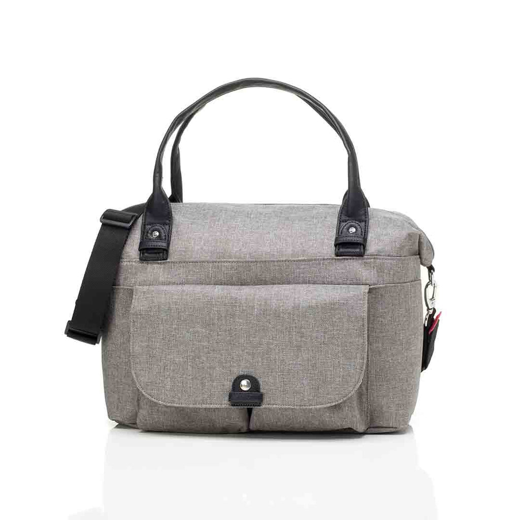 Babymel Changing Bag - Jade - Grey