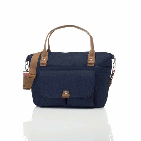 Babymel Changing Bag - Jade - Navy-Changing Bags- Natural Baby Shower