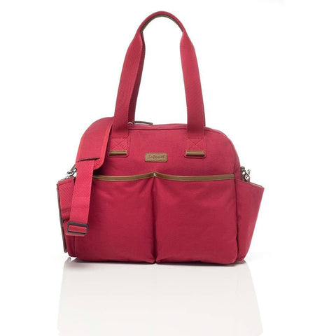 Babymel Changing Bag - Jesse - Red