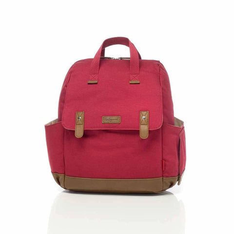 Babymel Changing Bag - Robyn - Red