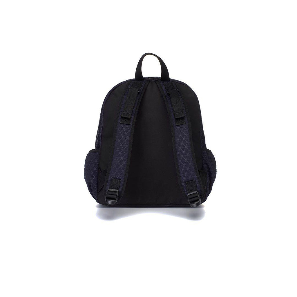 Babymel Luna Ultra Lite Changing Bag - Navy Scuba Emboss-Changing Bags- Natural Baby Shower