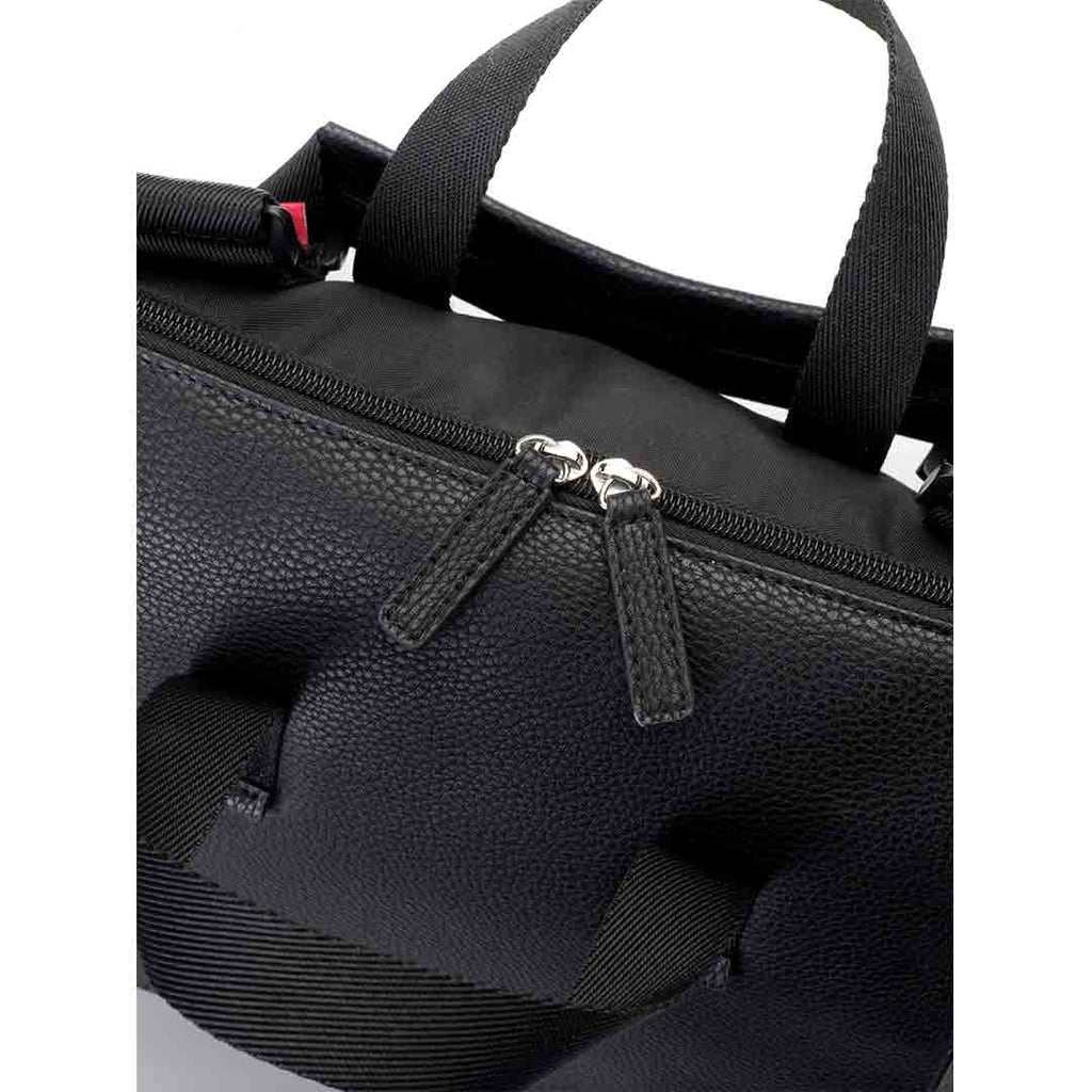 Babymel Robyn PU Changing Bag - Black 6