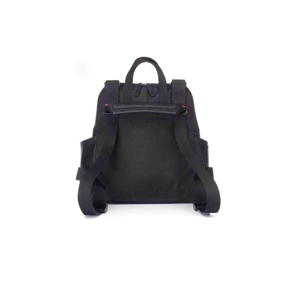 Babymel Robyn PU Changing Bag - Black 2