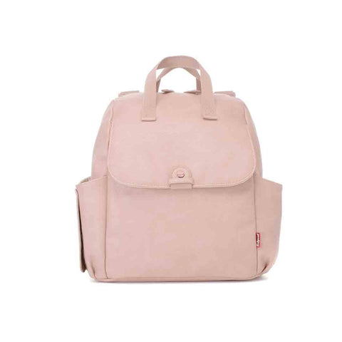 Babymel Robyn PU Changing Bag - Blush-Changing Bags- Natural Baby Shower