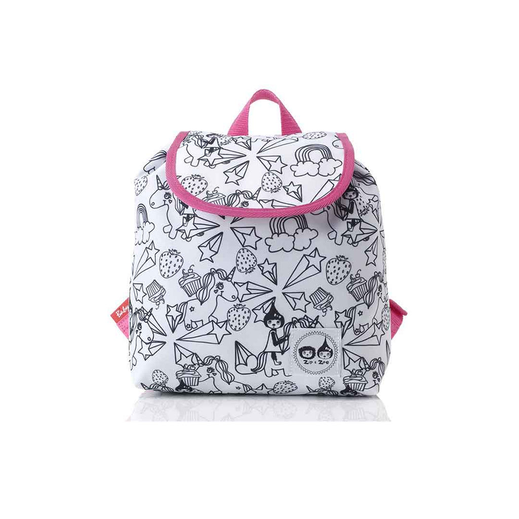 Babymel Zip & Zoe Colour + Wash Backpack - Unicorn-Children's Bags- Natural Baby Shower
