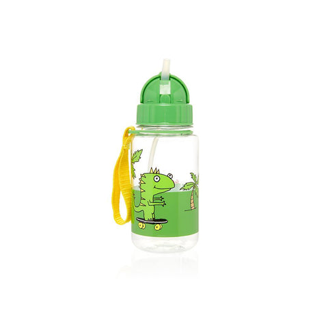 Babymel Zip & Zoe Drinking Bottle - Dylan Dino Palm-Bottles- Natural Baby Shower