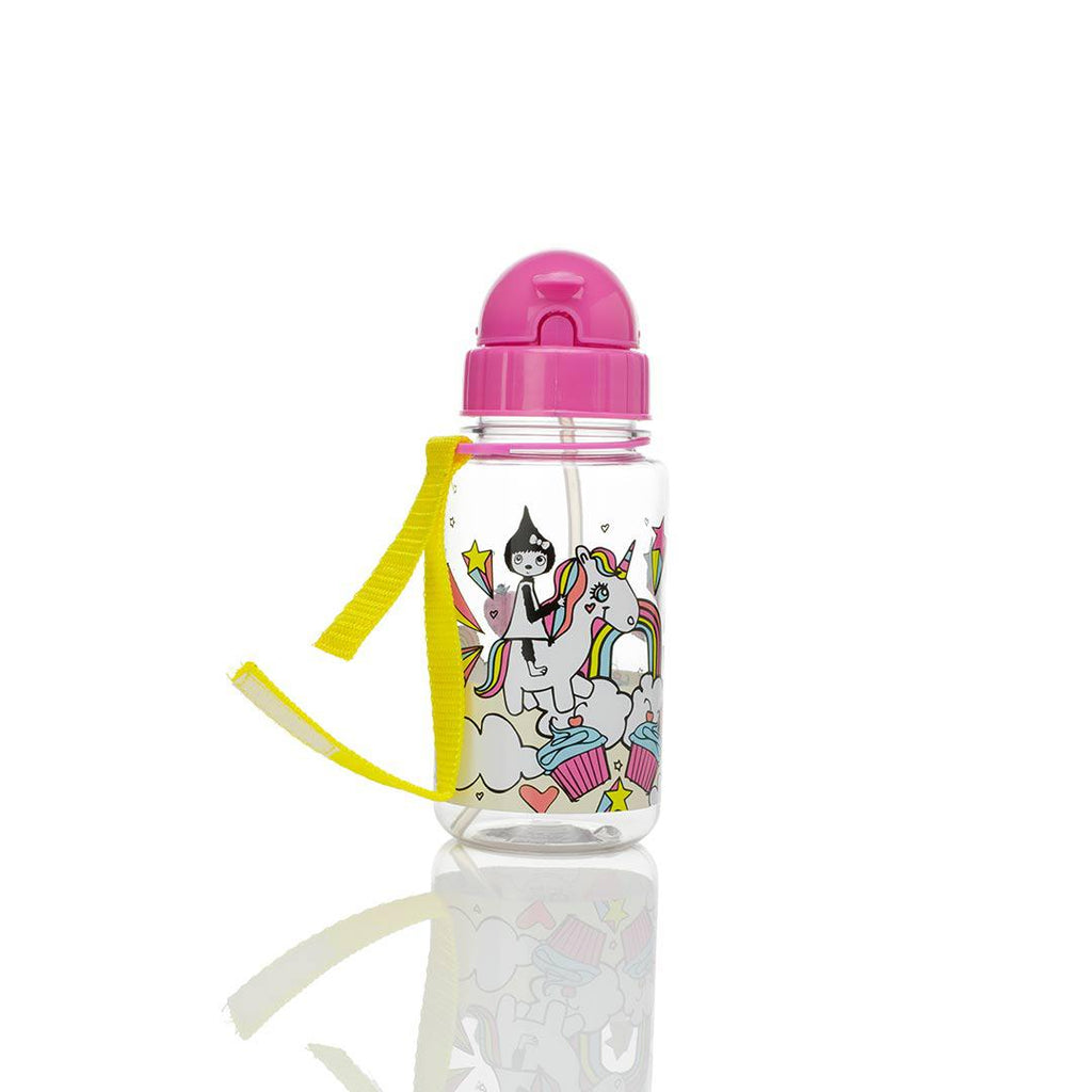 Babymel Zip & Zoe Drinking Bottle - Unicorn-Bottles- Natural Baby Shower