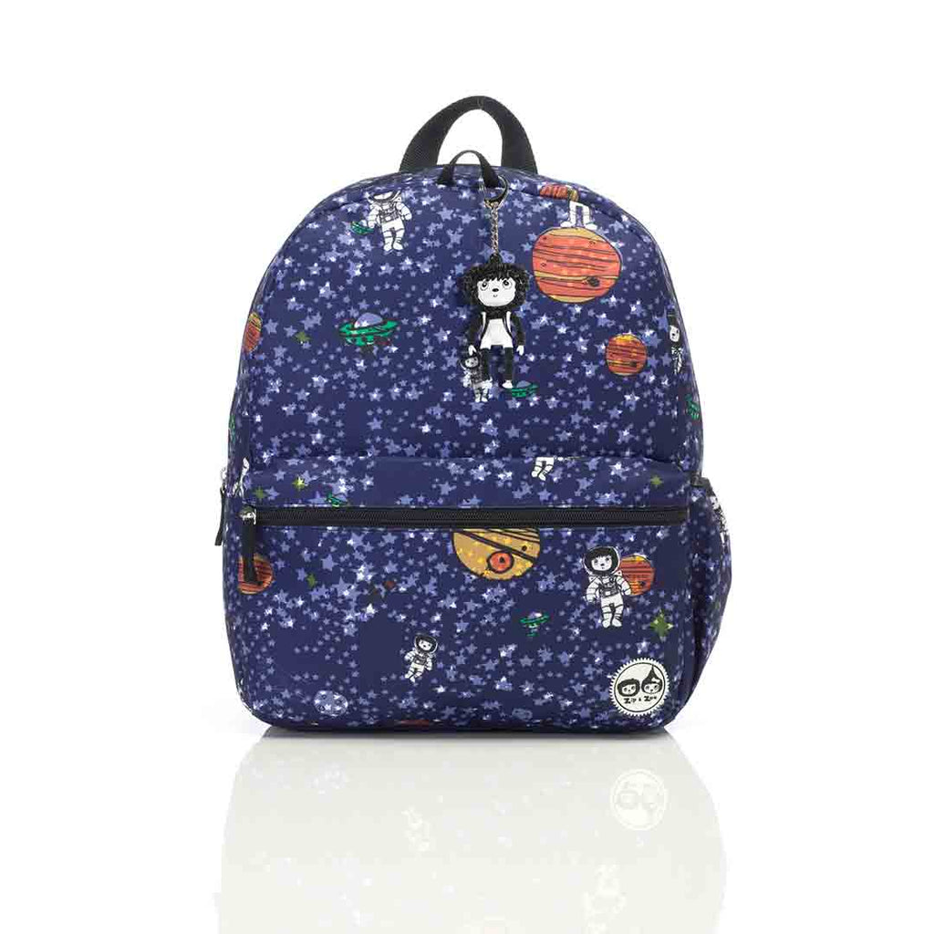 Babymel Zip & Zoe Junior Backpack - Spaceman-Children's Bags- Natural Baby Shower