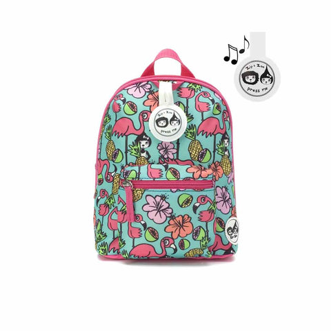 Babymel Zip & Zoe Mini Backpack - Flamingo-Children's Bags- Natural Baby Shower