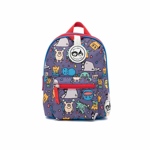 Babymel Zip & Zoe Mini Backpack - Monster-Children's Bags- Natural Baby Shower