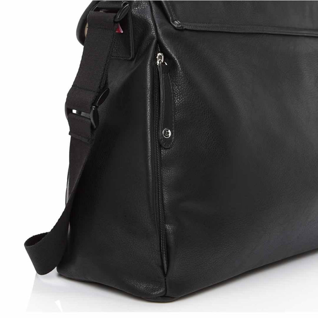 Babymel Changing Bag - Ally - Black Zip