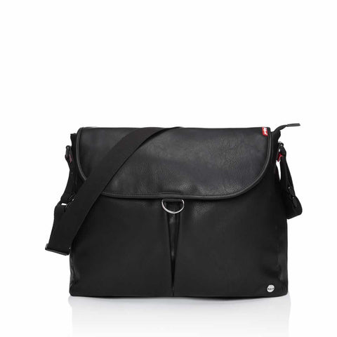 Babymel Changing Bag - Ally - Black-Changing Bags- Natural Baby Shower