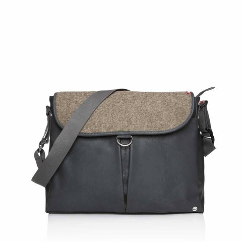 Babymel Changing Bag - Ally - Grey - Changing Bags - Natural Baby Shower